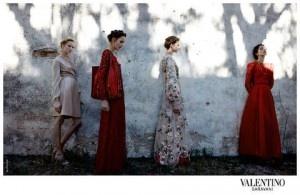 Valentino Spring 2012 via thevine.com
