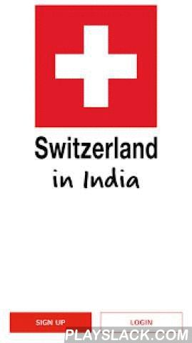 Switzerland In India  Android App - playslack.com ,  A peek at Switzerland in India! Stay informed about all the initiatives by Swiss government entities in India: exhibitions, workshops, meetups, live performances and other events connecting Switzerland and India.Features: • get notified about the upcoming Swiss events across the country,• directly interact with Swiss government representatives, • get access to, and exchange with the Swiss government entities' network.About 'Switzerland in…