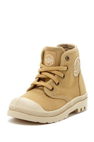 Pampa High Top Boot (Toddler) by PALLADIUM on @HauteLook On Sale!!!