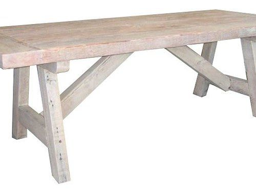Rustic Oregon Pine Table