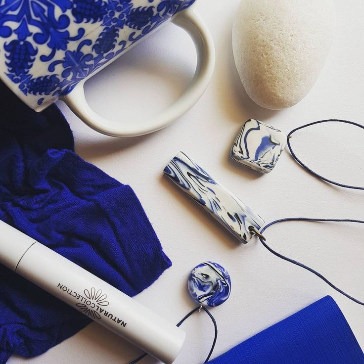 """23 Likes, 3 Comments - Jolly Jewels Home - by Julita (@jollyjewelshomeinsta) on Instagram: """"My blue-white morning …"""""""