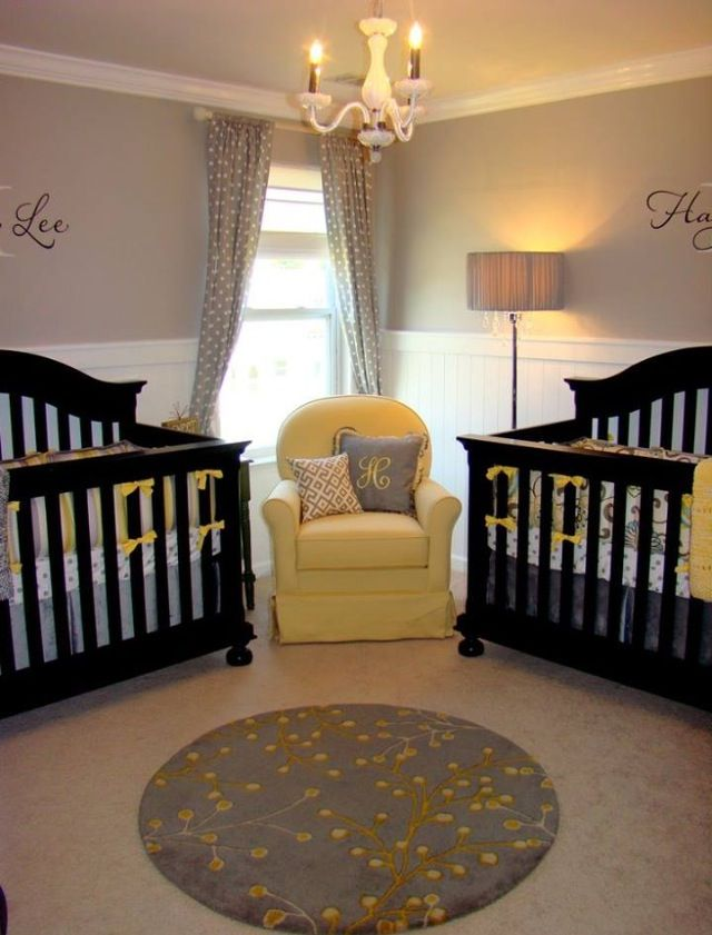Baby Room Ideas For Twins Captivating 2018