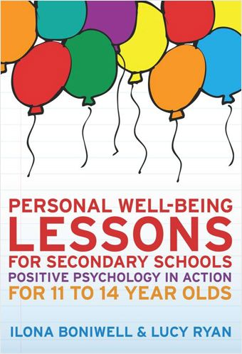 Personal Well Being Lessons for Secondary Schools