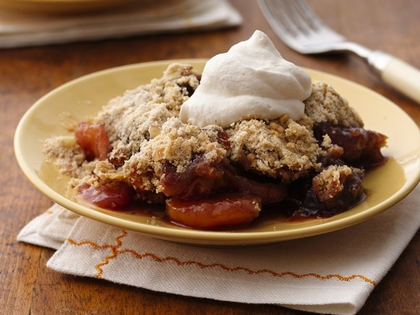 Passover Fruit Crisp: Fruit Crisp Recipe, Dry Fruit, Passov Desserts, Passov Fruit, Classic Desserts, Matzo Meals, Dried Fruit, Create, Red Wines