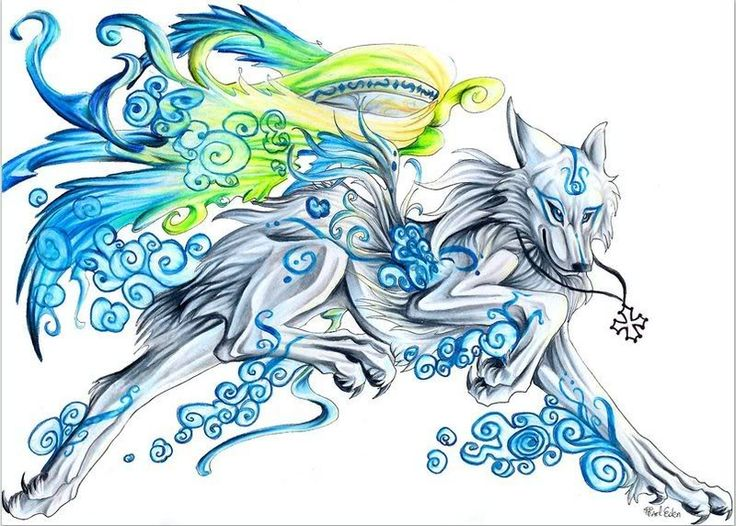 anime+wolf | Anime Wolves Photo by Demon_gurl11 | Photobucket