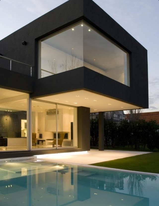 17 Best Images About Modern Front Elevations On Pinterest