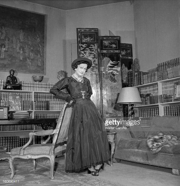 <0> Coco Chanel : News Photos