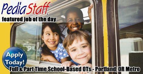 Hot Job! School Contract OT 2016/17 – Vancouver, WA