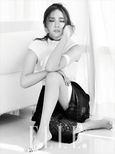 Shin Se Kyung Elle Korea Magazine September 2014