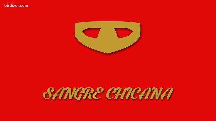 Sangre Chicana máscara wallpaper