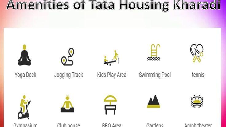 Tata housing kharadi - 2, 3 & 4 BHK Apartments at Pune