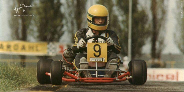 1981 | Ayrton Senna