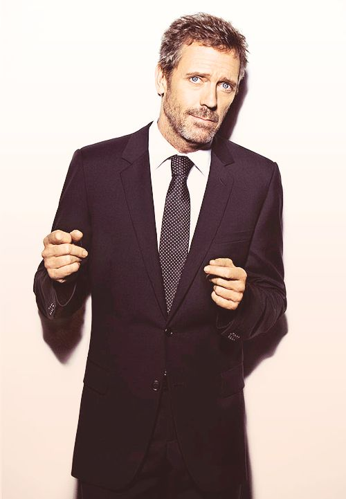"""Hugh Laurie: I pin him to the """"things worth trying"""" board"""