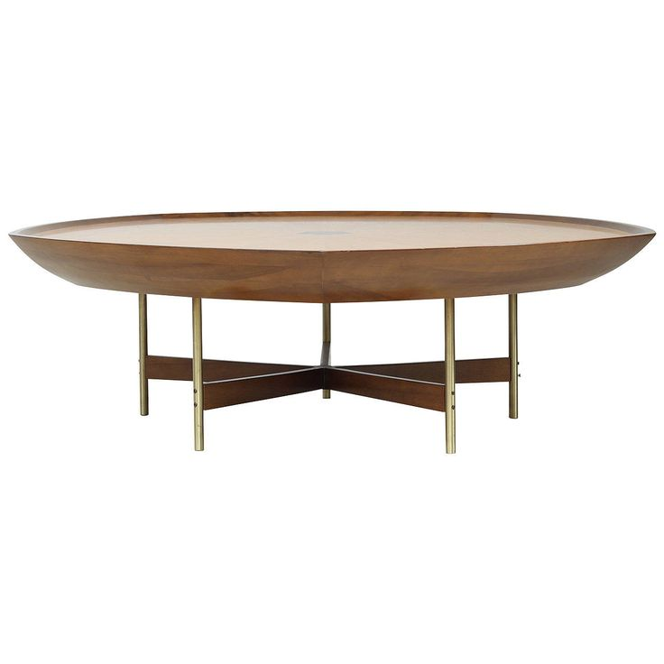 Large Limited Production Pentagon Table By Paul Tuttle