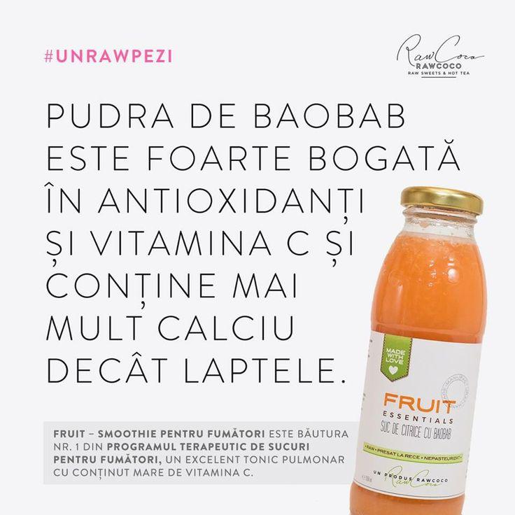 Începem săptămâna cu muuultă vitamina C, cel mai la îndemână aliat pentru a combate efectele fumatului.  #unrawpezi  http://www.rawcoco.ro/categorie-produs/sucuri-pentru-fumatori/