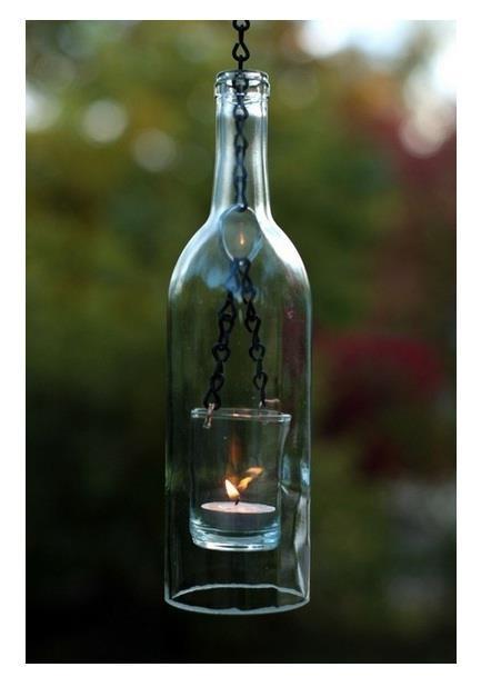 Botella vela