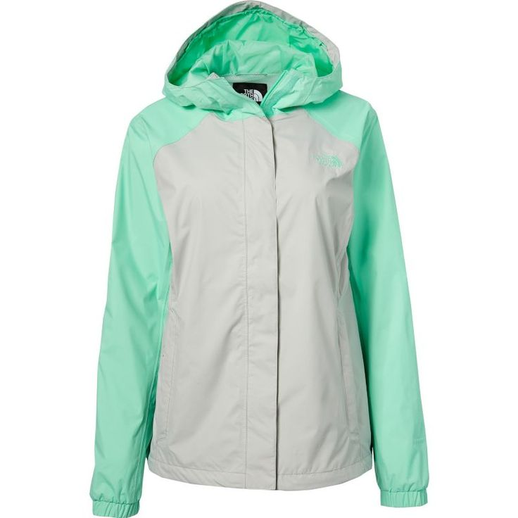 The North Face Women's Stinson Rain Jacket, Size: Medium, Gray