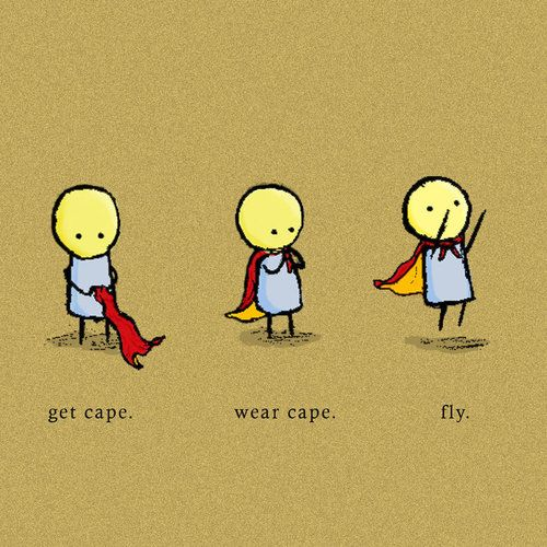 Good morning!: Flying, Inspiration, Quotes, Wear Capes, Life Mottos, Superheroes, Kids, Super Heroes, Smile