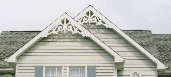 15 best images about gable trim on pinterest wood store for Architectural gingerbread trim