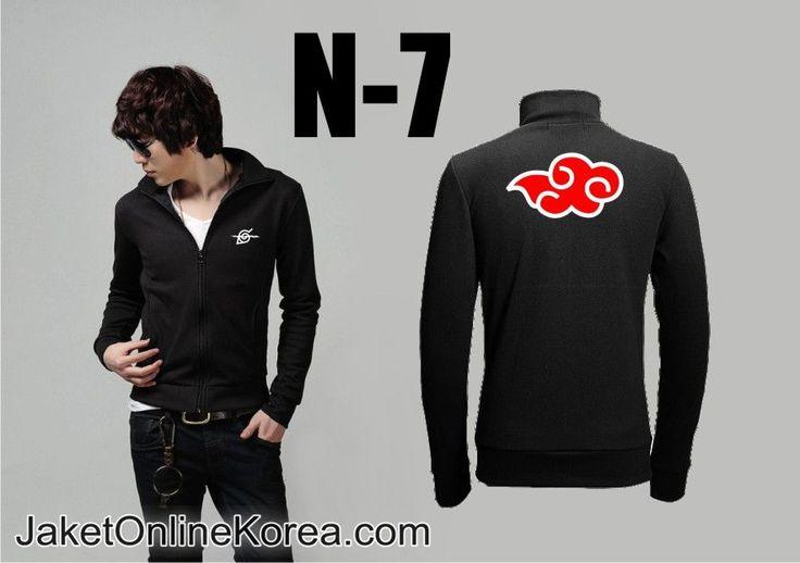 Jaket Anime Naruto - N-7