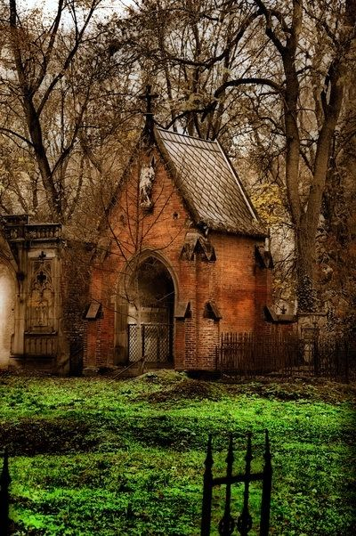 Abandoned Church  ❤