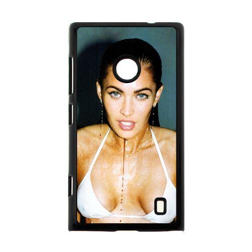 The Sexist Woman Megan Fox In Bikini Case for Nokia Lumia 520