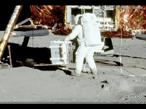 Virtual Field Trip to the Moon! Visit the moon virtually using Moon view in Google Earth.