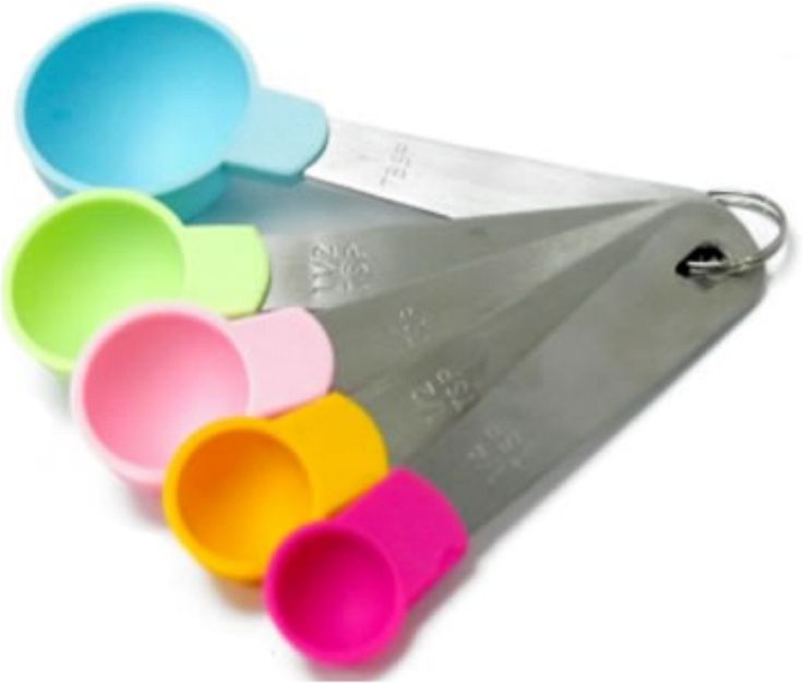 Measuring Spoon Set Half price at $7.50 this week, but there is always another sale @ Stevens