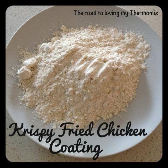 Krispy Fried Chicken Coating