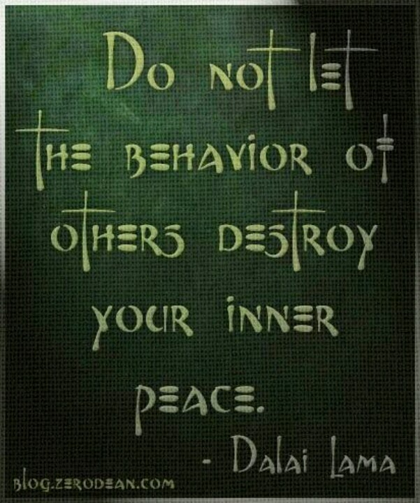 Quotes About Inner Peace. QuotesGram