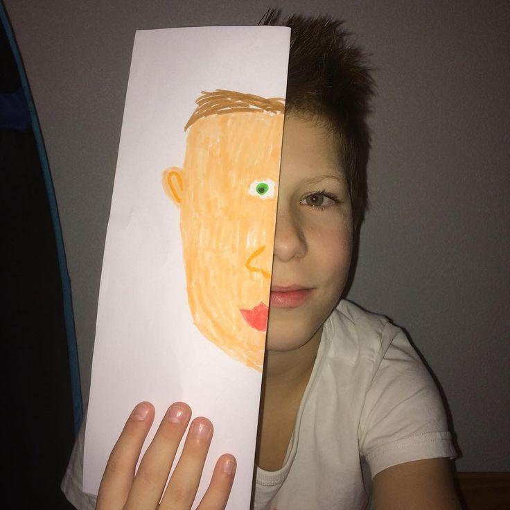 Tobias (8) #selfiekunst