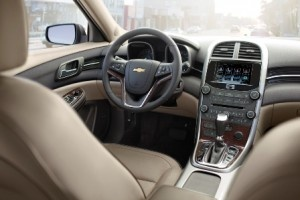 2013 Chevy Malibu Eco Interior