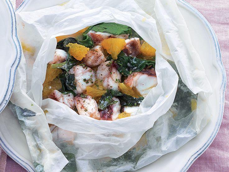 Ricetta Coda di rospo al cartoccio - La Cucina Italiana: ricette, news, chef, storie in cucina