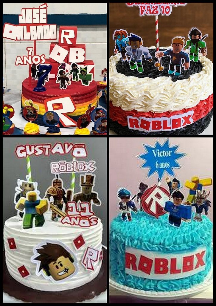 Tortaroblox Torta Roblox Crema Roblox Free Printable Cake Toppers Oh My Fiesta For Geeks In 2020 Roblox Birthday Cake Birthday Party Cake Boy Birthday Cake