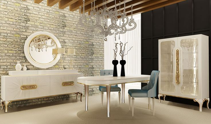 ELMAS YEMEK ODASI en kıymetli misafirlerinizi ağırlayacak ve en samimi sohbetlerin merkezi olacak ürün http://www.yildizmobilya.com.tr/elmas-yemek-odasi-pmu4735  #mobilya #home #kadın #dekorasyon #avangarde #populer #bedroom #trend http://www.yildizmobilya.com.tr/