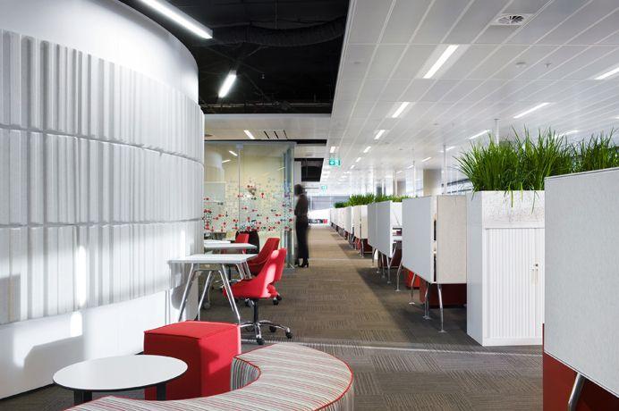 Fujitsu Head Office, Melbourne Docklands, Victoria