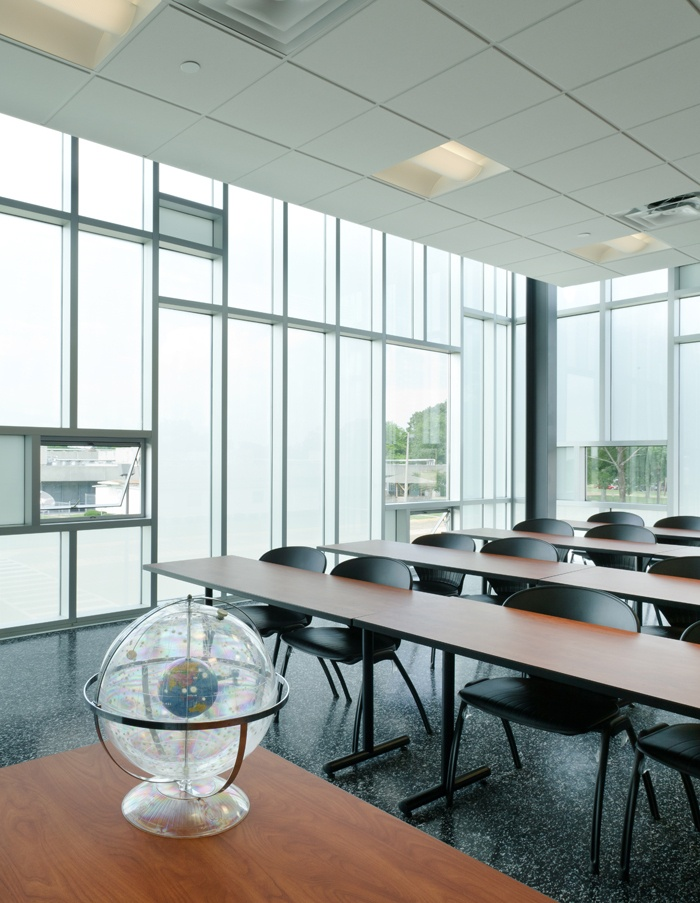 Jobie L. Martin Classroom Building, Hinds Community College | Duvall Decker Architects | Archinect