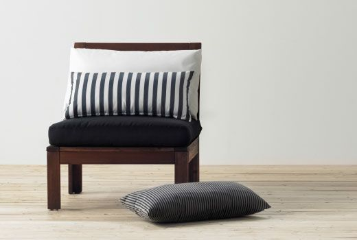 IKEA Outdoor cushions. Chair and cushion sold separate