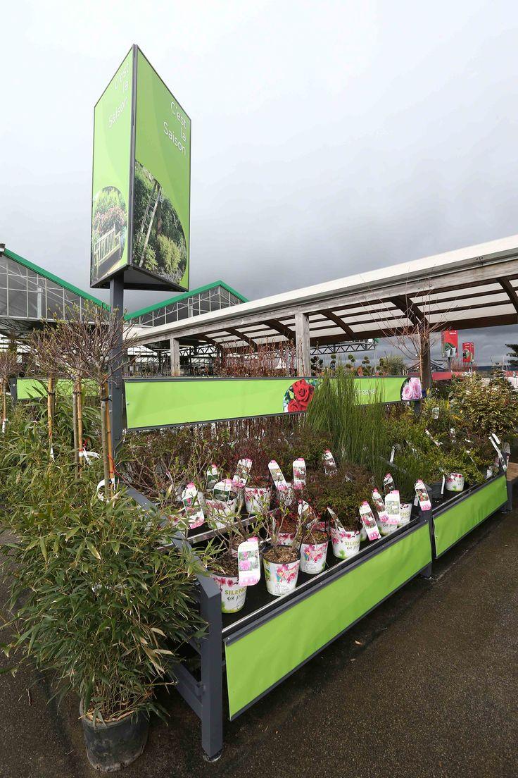 nouveau concept easypep - mobilier pépinière jardinerie Magasin Vert