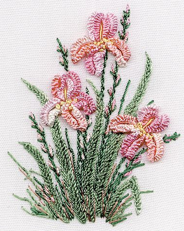 Brazilian Embroidery | 130812--Brazilian Embroidery Class - August 12 and 26, 2013 (Mondays)