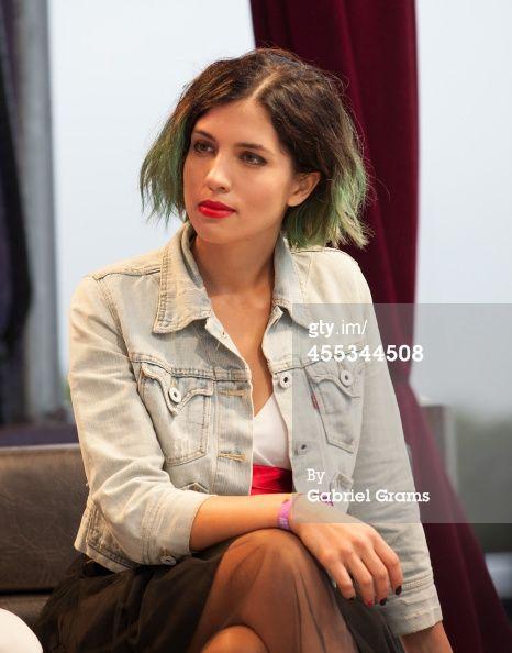 News Photo : Nadya Tolokonnikova of Pussy Riot attends the...