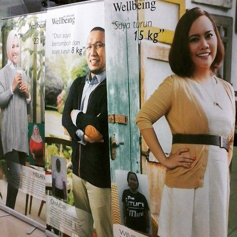 Wellbeing with Nutrishake by @oriflame