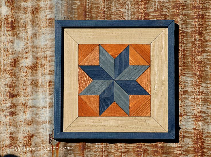 11 Best Images About Wooden Quilts On Pinterest Artworks