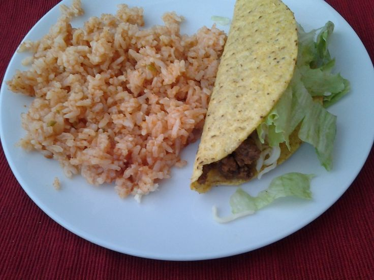 Authentic Mexican Rice - O Taste and See