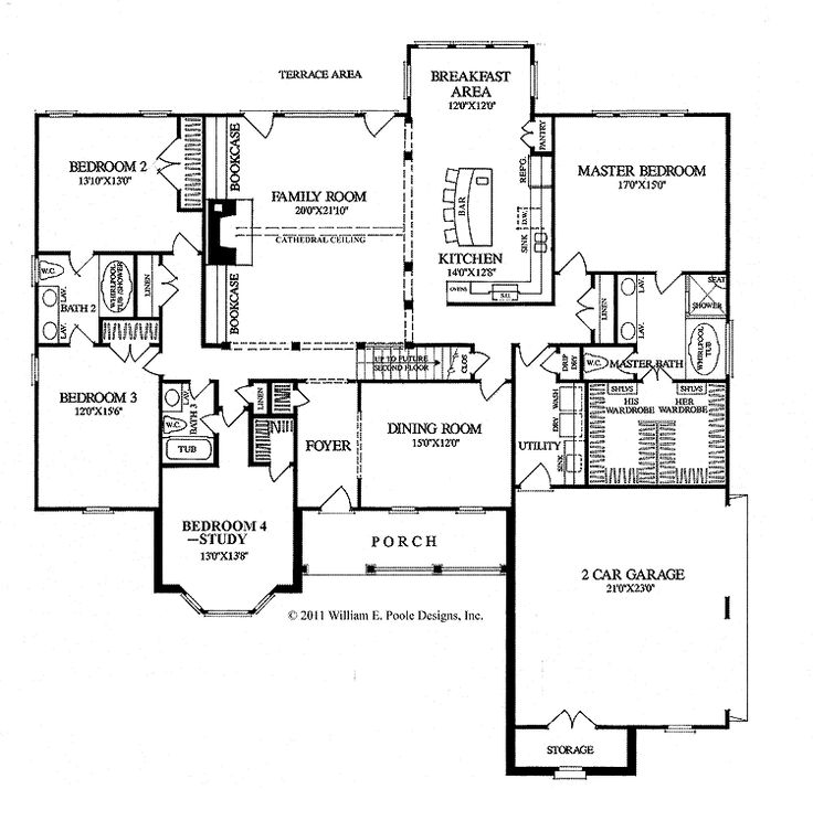 113 best House Plans images on Pinterest