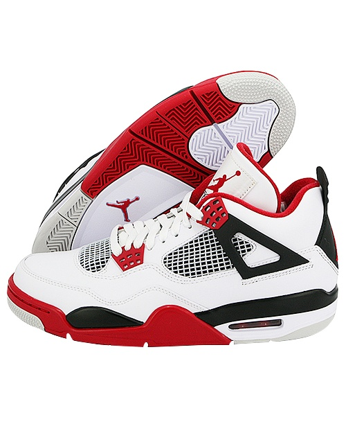 Air Jordan Feu Rouge Conique 4 Og