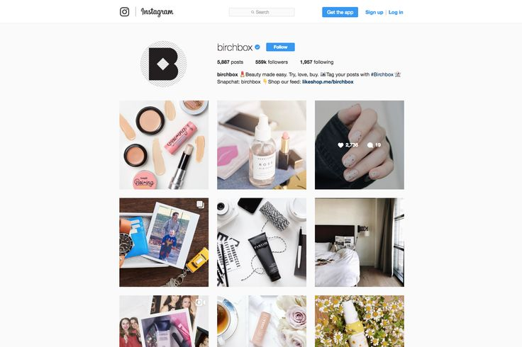 How beauty brands can great content for Facebook and Instagram