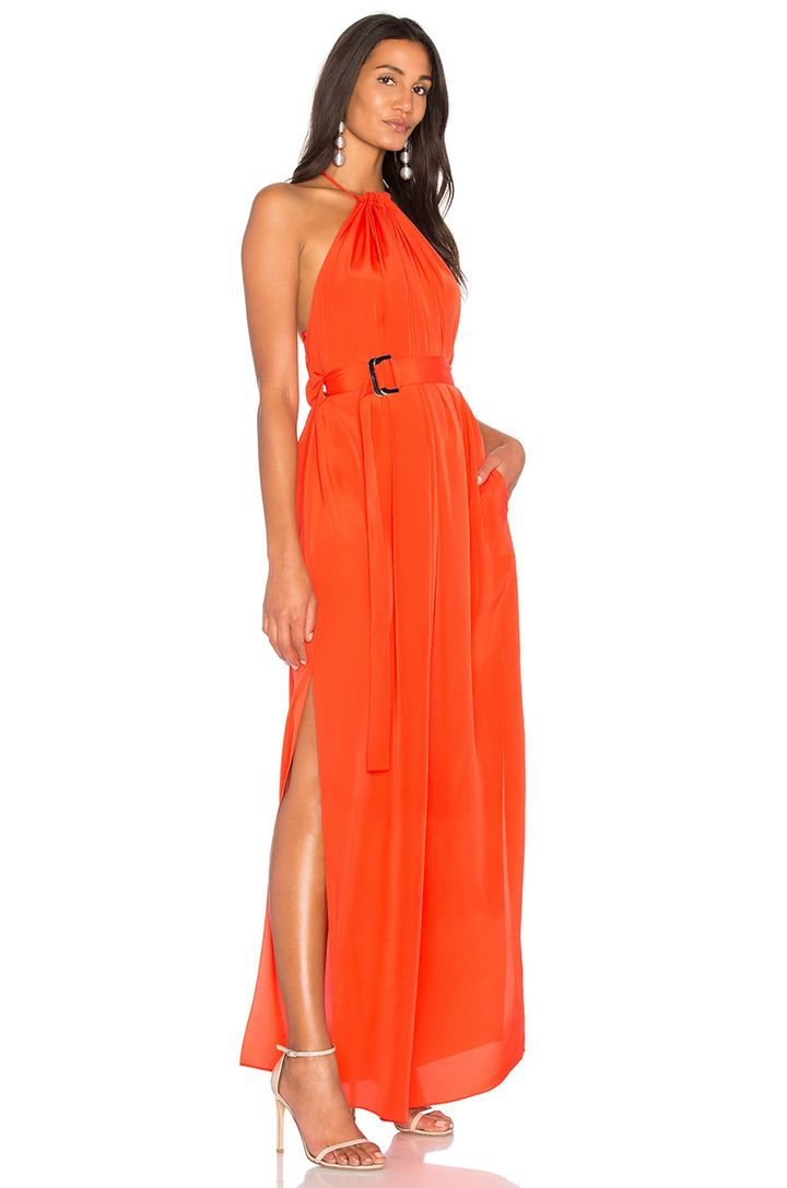 Best 25  Orange maxi dresses ideas on Pinterest | Maxi dress ...