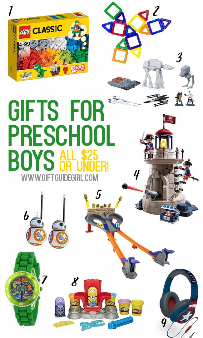 Gifts For Preschool Boys 5 Year Old Toys Birthday