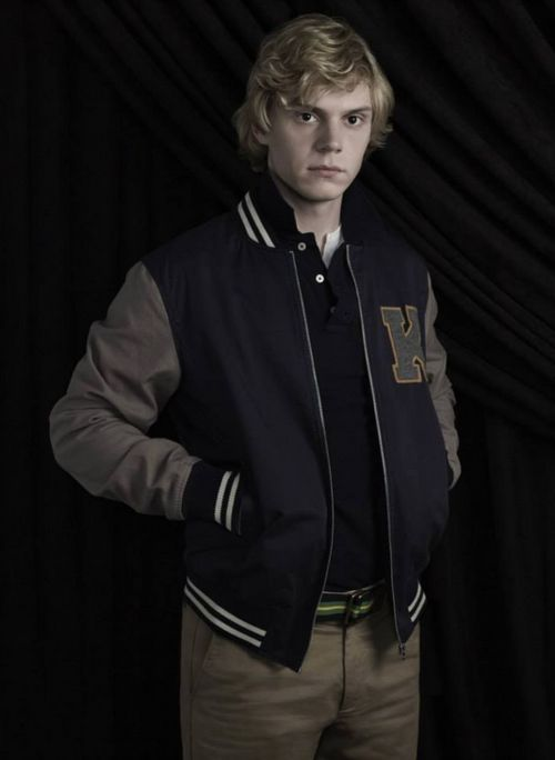 Kyle Spencer played by Evan Peters. American Horror Story - Coven.